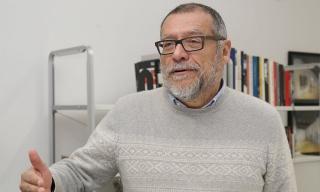 Ramiro Martínez. Cortesía del Museo Amparo
