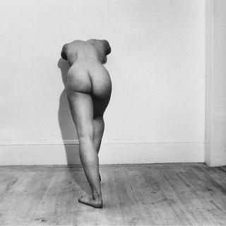Lisa Lyon, 1980. Robert Mapplethorpe. Cortesía de la Fundación Mapplethorpe.