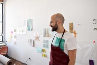 Guillermo Mora. Cortesía del ISCP, International Studio and Curatorial Program, New York