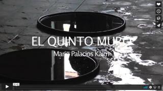 Presentación del video  EL QUINTO MURO de Mario Palacios Kaim