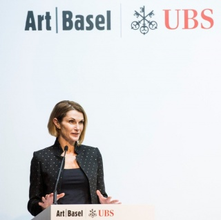 Clare McAndrew, Fundadora de Arts Economics y responsable del Informe Art Basel-UBS Global Art Market. Cortesía de Art Basel