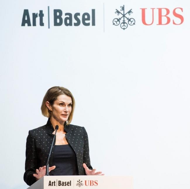 Clare McAndrew, Fundadora de Arts Economics y responsable del Informe Art Basel-UBS Global Art Market. Cortesía de Art Basel | ¿Qué hay del mercado del arte iberoamericano en los informes Art Basel-UBS y Artprice?