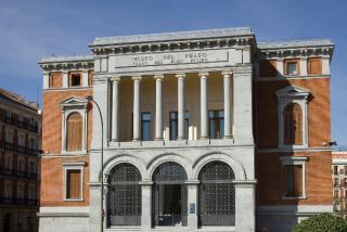 Casón del Buen Retiro, de Madrid, sede del Centro de Estudios. Cortesía del Museo Nacional del Prado