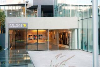 Nueva sede Galería Aninat desde octubre de 2017