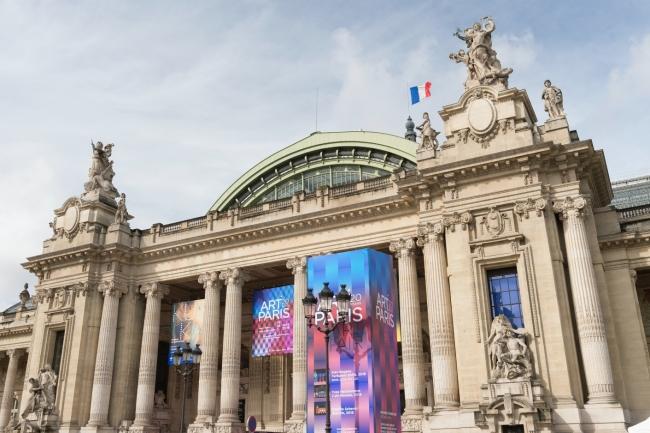 """Vista del Grand Palais. Cortesía de Art Paris   60 """"Estrellas del Sur"""" resplandecerán en Art Paris 2019"""