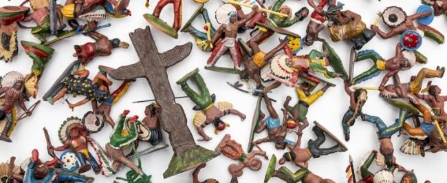 Obra de Francesc Torres en el MACBA. Cortesía del museo | 15 artistas a seguir seleccionados por cinco comisarios consagrados