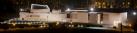 Visión nocturna del Museo Universidad de Navarra
