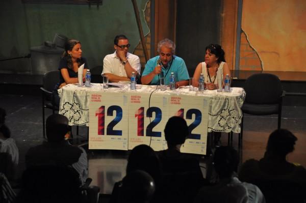 Presentación oficial de la XII Bienal de La Habana | La Habana se convierte durante un mes en capital del arte