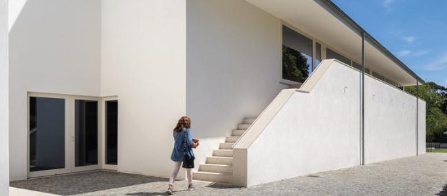Casa do Cinema Manoel de Oliveira   #loquehayquever en Portugal: Serralves cumple 30 años e inaugura nuevo espacio