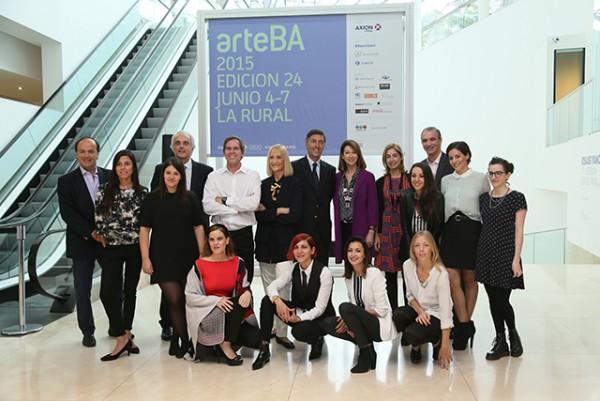Presentación de arteBA a los medios   ArteBA, una feria fiel al formato curatorial