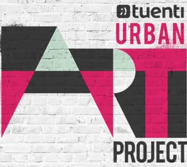 Cartel de Tuenti Urban Art Project. Cortesía de Tuenti | Tuenti se alía con 5 universidades españolas para vincular a sus estudiantes con el circuito profesional de arte urbano