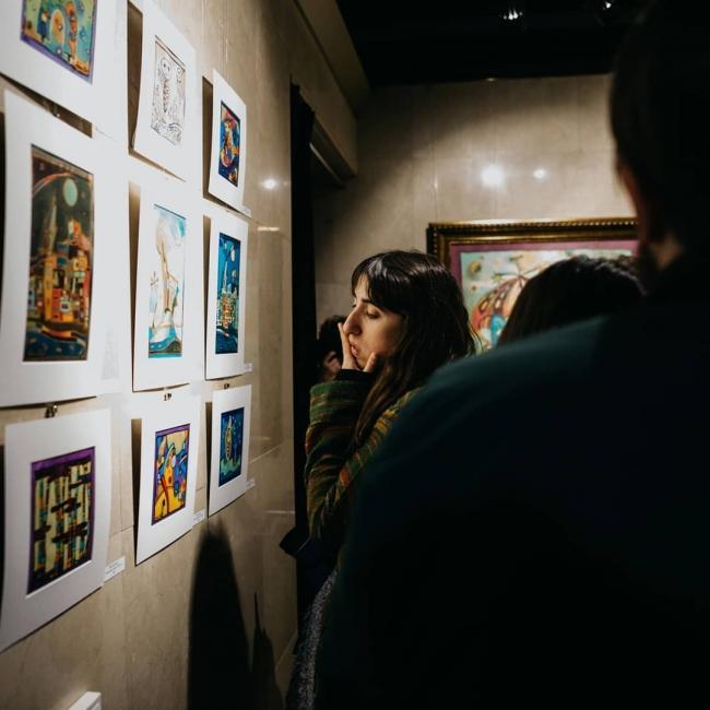 Inauguración en WYLSUM. Cortesía de la galería | El primer trimestre de 2019 deja una veintena de aperturas y cierres en 6 países de Iberoamérica
