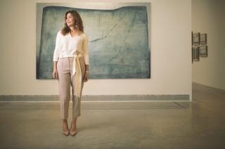 Susana Lloret. Fotografía de Alfonso Calza. Cortesía de la Fundació Per Amor a l'Art