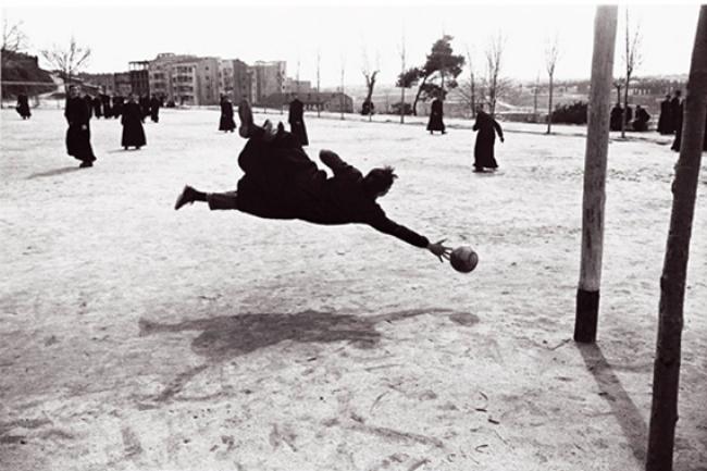 Ramón Masats  Madrid (1960). Cortesía del Ayuntamiento de Alcobendas | 25 años de coleccionismo público en la Colección de Fotografía Alcobendas