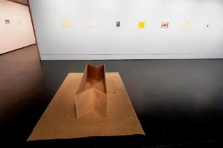 """Vista de """"El final de un vacío es el principio de otro"""". Cortesía de Fermín Jiménez Landa y Museo Oteiza"""