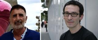 Paco de Blas y César Rendueles (derecha) - Fotos cortesía de los fotografiados