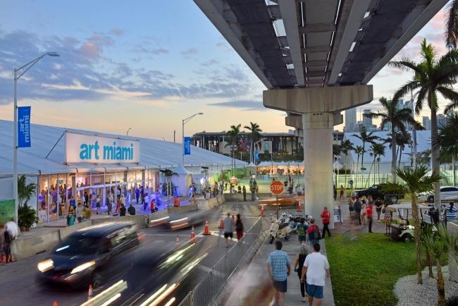 Cortesía de Art Miami | La compra de Art Miami confirma el interés por el negocio de las ferias de arte