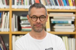 Gilberto González. Cortesía del TEA Tenerife Espacio de las Artes
