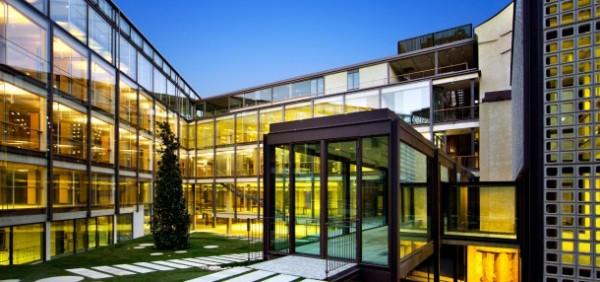 Sede del Coam (Colegio Oficial de Arquitectos de Madrid)   JUSTMAD6 pone su foco de atención en Latinoamérica, Colombia y Nueva York