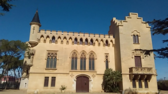 El Castell de Vila-seca, un nuevo espacio expositivo de la Fundació Vila Casas. Cortesía de la Fundació Vila Casas