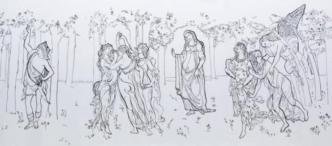 Obra de Luna Bengoechea en Lucia Mendoza | 15 fichajes iberoamericanos: mayoría de mujeres y abundancia de artistas internacionales