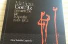 Imagen del libro Mathias Goeritz. Recuerdos de España (1940-1953)