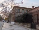 Vista de la antigua Prisión Provincial de Málaga, en la Avenida de José Ortega y Gasset