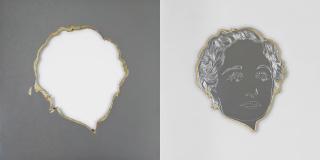 Obra de Monica Mura: MARUJA MALLO Tu vacío es mi ausencia, tu memoria es mi presencia, 2017
