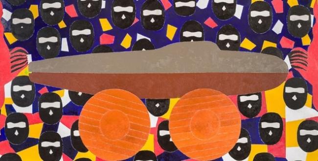 Obra de Eduardo Arroyo. Cortesía del Ayuntamiento de Madrid. | 18 exposiciones en España para dar la bienvenida a 2019