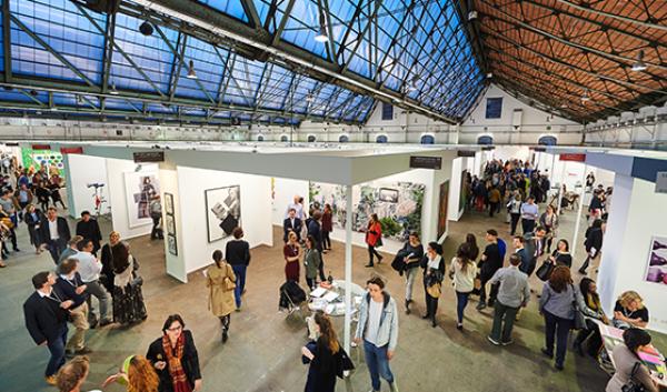 Cortesía de Art Brussels | Una veintena de galerías iberoamericanas se dan cita en Bruselas