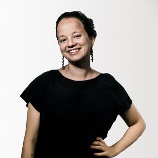 Luiza Teixeira de Freitas. Cortesía de la Fundación Banco Santander