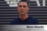 "Renzo Gianella - Fotograma del video de la exposición ""Colapso Gravitatorio""."