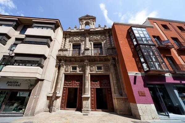 Exterior del Museo de Pasión de Valladolid   El Ayuntamiento de Valladolid sorprende con el desembarco de Galería Lelong