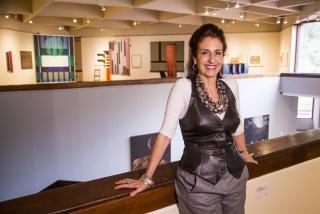 Claudia Hakim en las exposiciones más recientes. Fotografía cortesía del MAMBO.