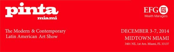 Logotipo | Pinta se estrena en Miami con una treintena de galerías
