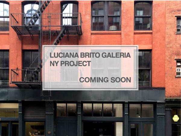 Vista exterior del Anexo de la galería Espasso. Cortesía de Luciana Brito Galeria | Luciana Brito explorará la fórmula galería 'pop-up' en Nueva York