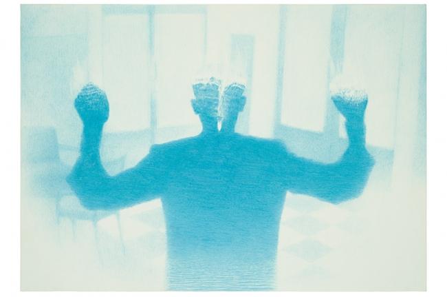 Obra de Pedro A. H. Paixão, ganador del Prémio Navigator de Arte em Papel. Cortesía de la organización | Libro de artista y arte en papel, las disciplinas más destacadas entre los últimos premios fallados