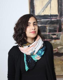 María Fernanda Pizarro. Cortesía de D21 Proyectos de Arte