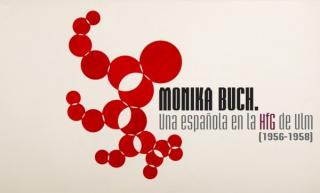 Imagen de la primera exposición de Mónica Buch en España. En la galería de José de la Mano
