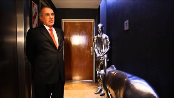 """Cortesía de Guillermo Ruberto   Guillermo Ruberto: """"Mi colección es de arte moderno y contemporáneo latinoamericano"""""""