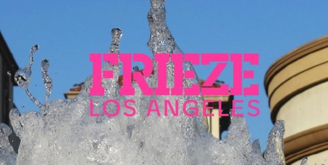 Cortesía de Frieze   Tan solo 4 galerías iberoamericanas probarán suerte en Frieze Los Angeles