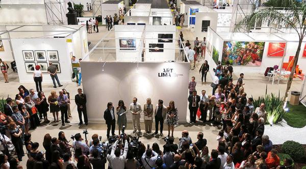 Art Lima | Art Lima y PArC vuelven, de forma simultánea, a invadir Lima de Arte