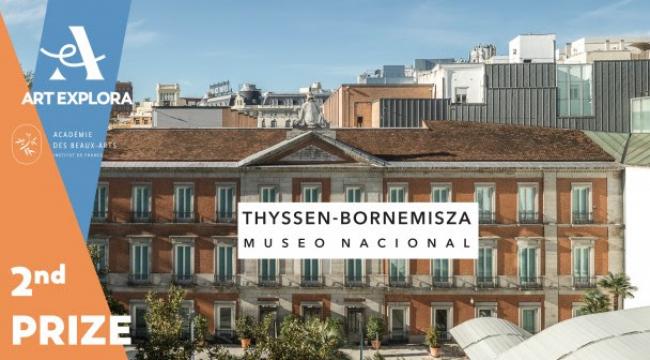 Cortesía del Museo Nacional Thyssen-Bornemisza | A vista de pájaro: delicada situación del galerismo español y museístico mexicano, premios internacionales a museos y artistas y más