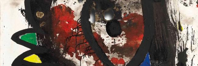 Obra de Joan Miró. Cortesía del Museo de Serralves   #loquehayquever en Portugal: los museos lusos tienden puentes con España