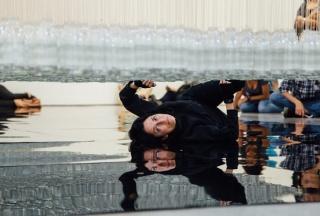 Performance en el MAMM. Cortesía del museo