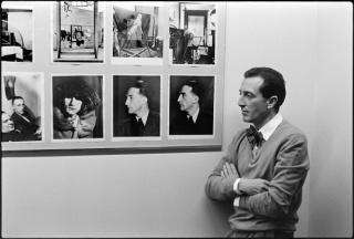 """""""Javier Utray. Un retrato anamórfico"""". Cortesía del Centro de Arte Dos de Mayo (CA2M)"""
