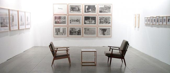 Vista de Casa Sin Fin. Cortesía de la galería.   Casa Sin Fin cierra sus espacios de Cáceres y Madrid tras siete años de actividad