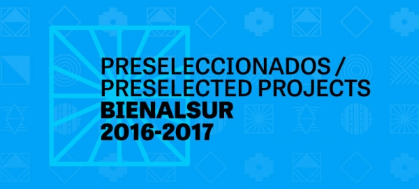 Cortesía de BIENALSUR   Alto nivel de artistas y curadores iberoamericanos en la preselección de BIENALSUR