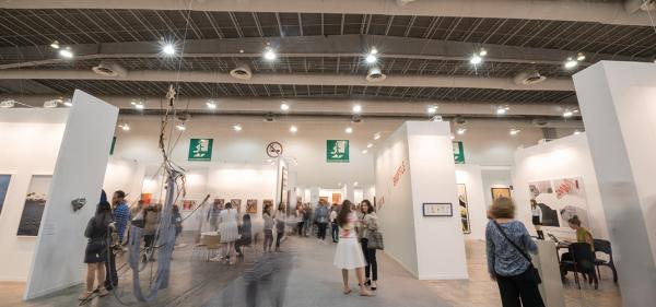 Cortesía  ZsONAMACO | La sección general de ZsONAMACO 2017 mantiene un alto nivel de galerías