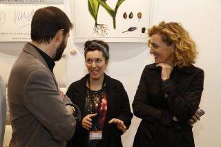 Tania Blanco. Cortesía de la Comunidad de Madrid